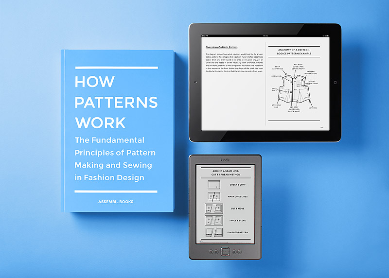 How Patterns Work Print iPad Kindle