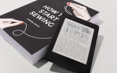 How To Start Sewing Kindle Edition