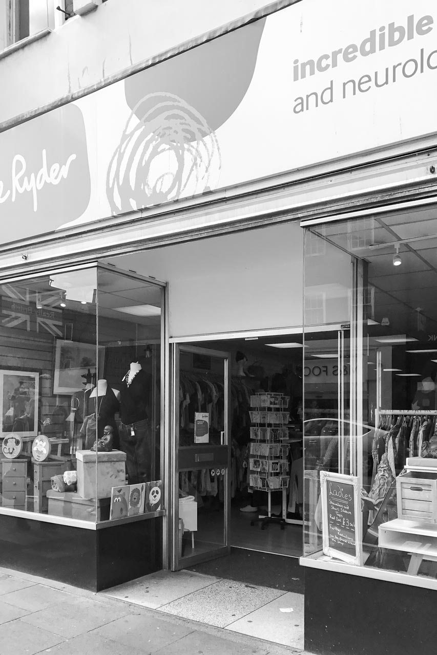 Assembil Blog: The Refashioners 2017 Suits You Sue Ryder Shop