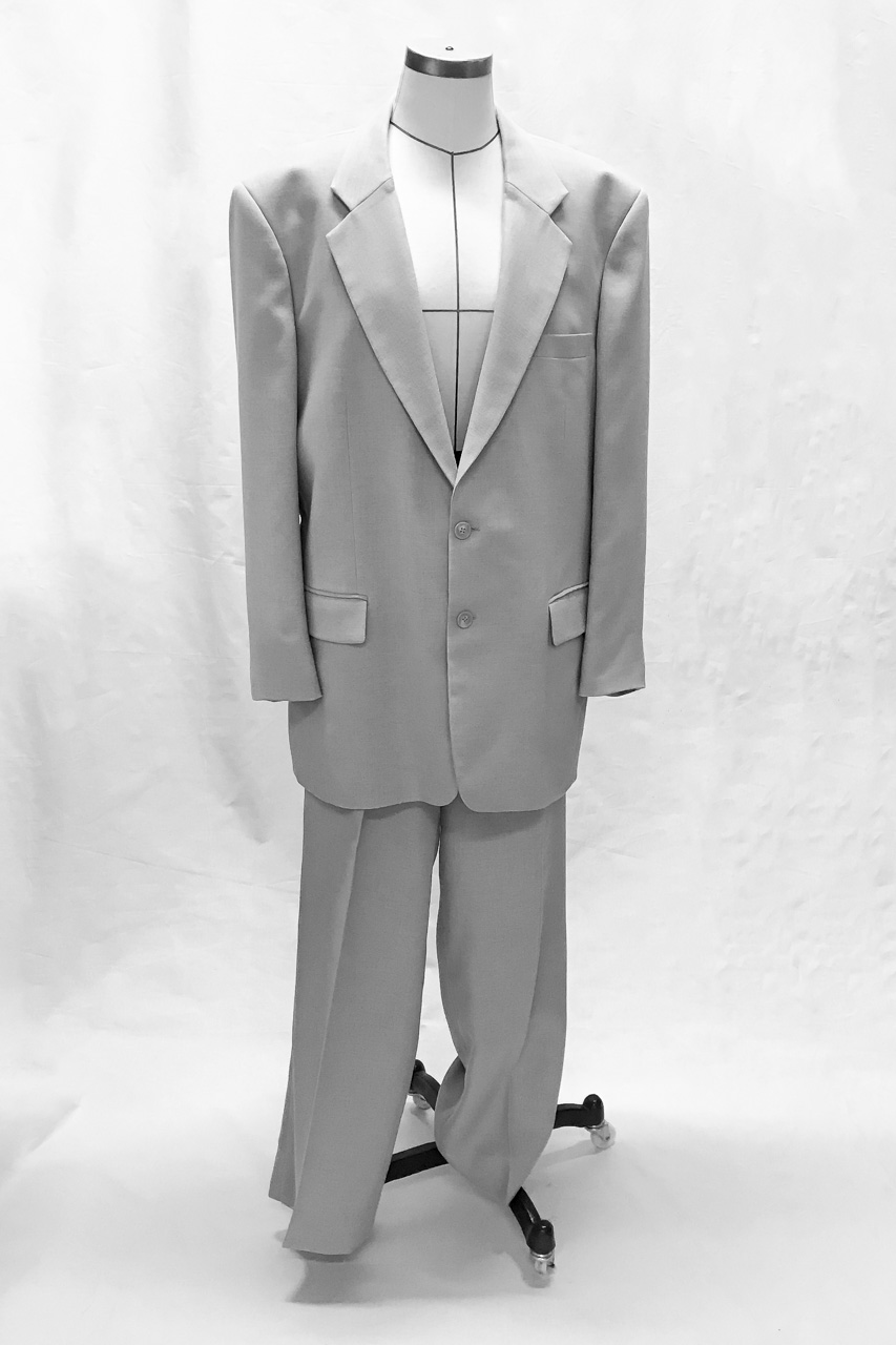 Assembil Blog: The Refashioners 2017 Suit You Before Shot Front