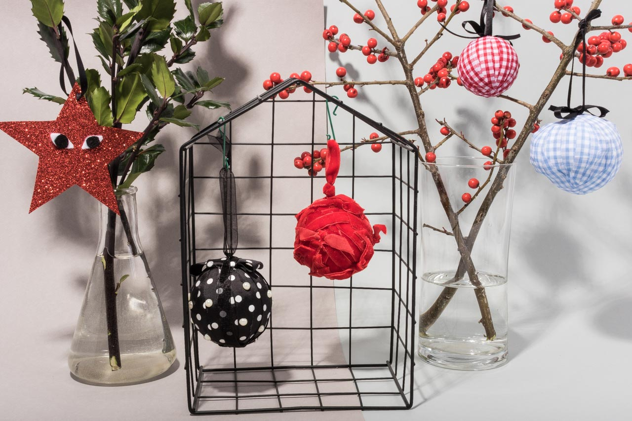 Assembil Blog: Fashion Baubles 2017. All decorations 1.