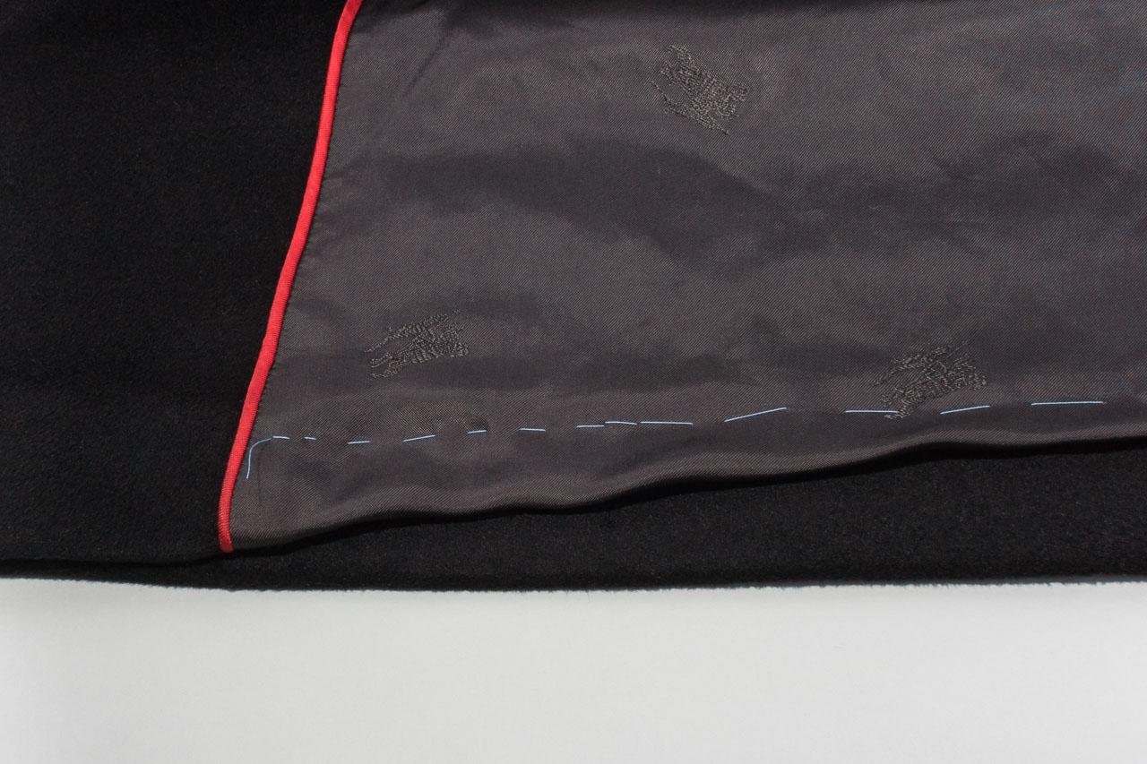Assembil Blog: Repair the Lining Hem on a Coat Step 6