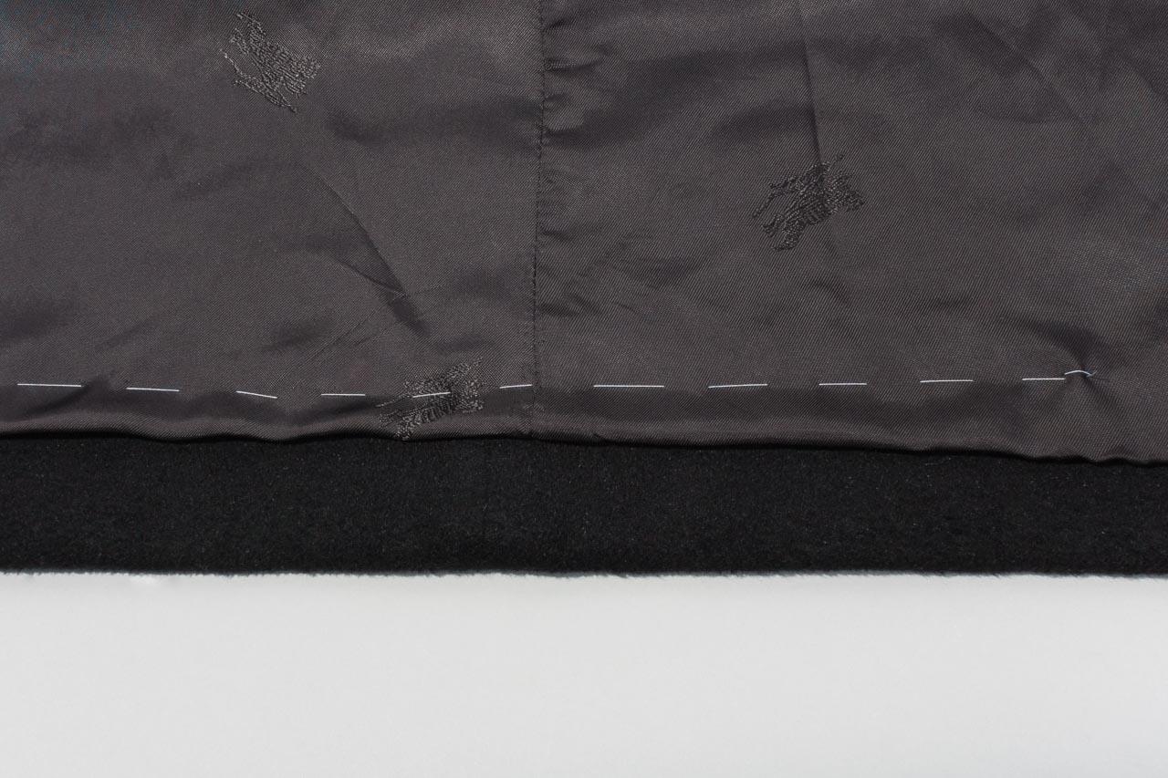 Assembil Blog: Repair the Lining Hem on a Coat Step 7